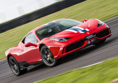 objectif maitrise 458 speciale
