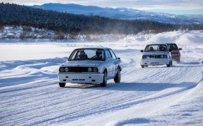 La conduite sur glace pour les nuls